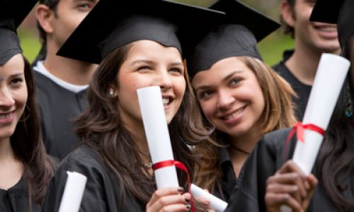 High School Abroad - graduating students