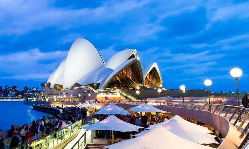 Student Exchange in Australia - International Students Exploring Australia