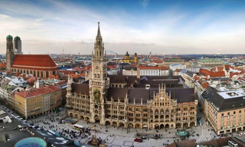 Private German courses in Munich - a wonderful city
