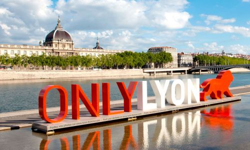 Private French Courses in Lyon - nice city