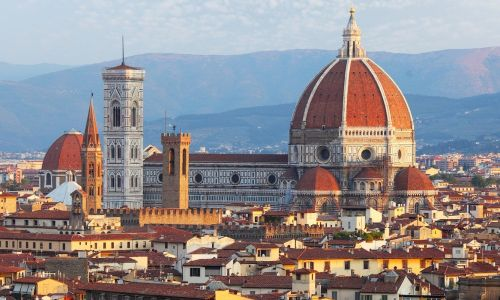 Private Italian classes in Italy - exploring Florence
