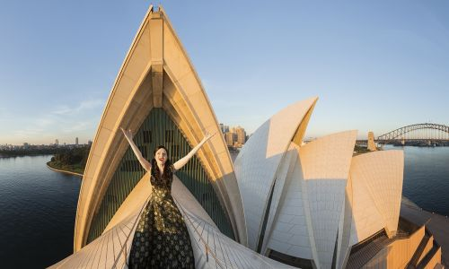 Private English courses in Sydney - discover the Opera