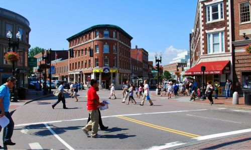 English courses in Boston