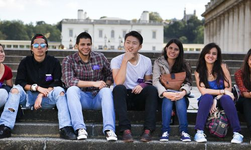 Summer English Courses in London - visiting London's attractions