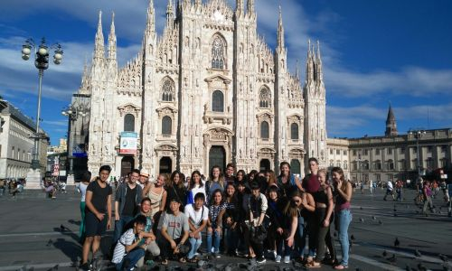 High School Abroad Italy