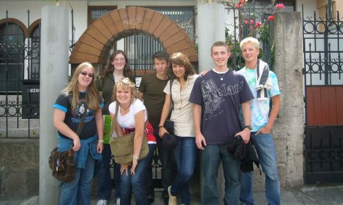 High School Abroad Ecuador