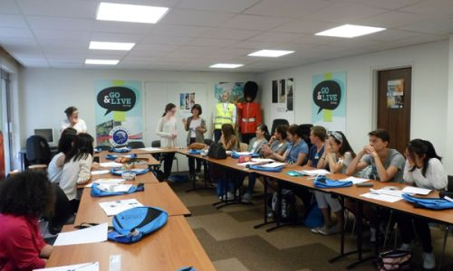 Language School France