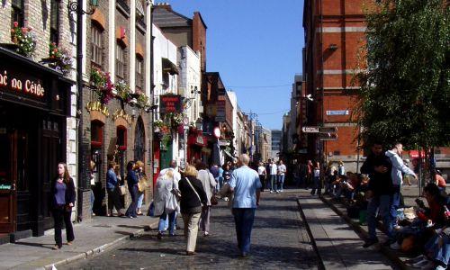 Cours de langue Irlande