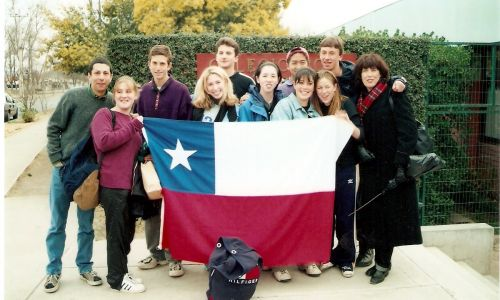 Homestay Programs Chile