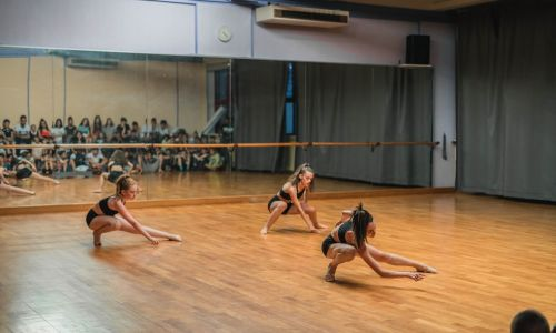 Dance summer camp in France