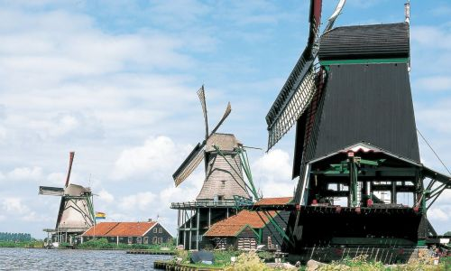 Homestay and High School in the Netherlands - discovering the country