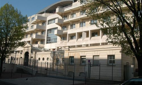 Teen Summer Camp in Paris - the residence