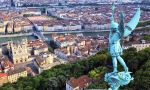 Private French Courses in Lyon - a view form Fourvière hill