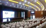 student exchange in Shanghai China - St Paul American School Auditorium