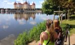 Private German courses in Germany - students exploring history and culture