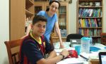 Private English courses in Sydney - student with his English teacher