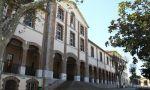 French Riviera boarding school - school building