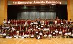 International Boarding School in China - Semester Premiation Ceremony at St Paul American School Beijing