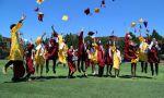 International School In China - Graduation day at St Paul American School Beijing
