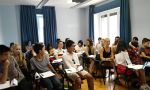 high school exchange in italy - Orientation Camp in Milan Italy