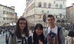 Homestay immersion in Italy - exchange student with siblings