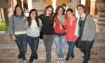 Homestay in Italy - student with new Italian friends