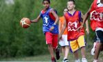 Basketball summer camps in France - training hard