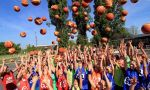 Basketball summer camps in France - group picture