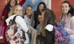 South of France boarding school - Exchange Students in Rodez ready for their first day of school