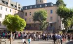South of France boarding school - First day of school at our Boarding school in Rodez