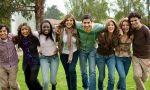 Intercambios escolares a París - Grupo de estudiantes internacionales en París