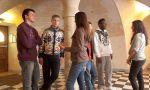 International boarding school in Paris - International Pupils at the student hall