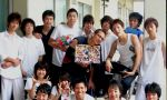 exchange program in japan - Student from Brazil enjoying his time with Japanese Classmates