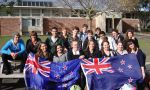 Exchange program in Auckland - International students at our high school program in Auckland