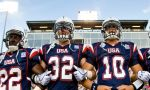 Exchange program in the USA - American Football Players in the USA