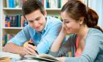 Private English courses in Dublin - student with a young English teacher