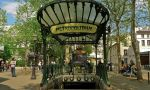 Private French Courses in Paris - using the metro to travel around Paris