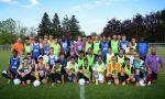Soccer and French summer camp in France