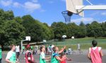 Basketball summer camps in France