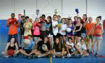 Sports summer camp in France