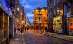 High School Exchange in Dublin - Dublin streets