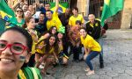 Homestay and High School in Brazil - meet soccer fans