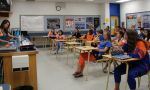 Homestay and High School in Canada - Classroom