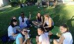 Campamento de verano de baile en Francia