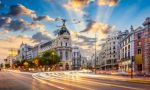 Student exchange in Madrid - walking along the streets of Madrid